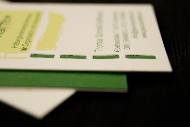 Duplexvisitenkarten Visiten Und Karten